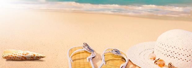 Vacances à la plage prolongées grâce au congé sans solde