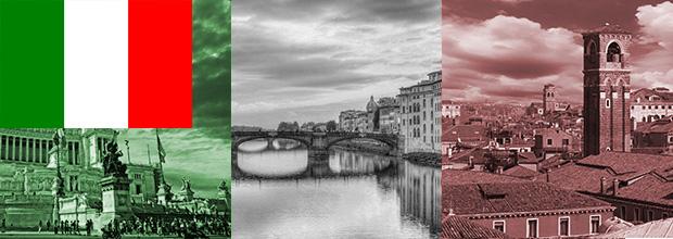 villes italie