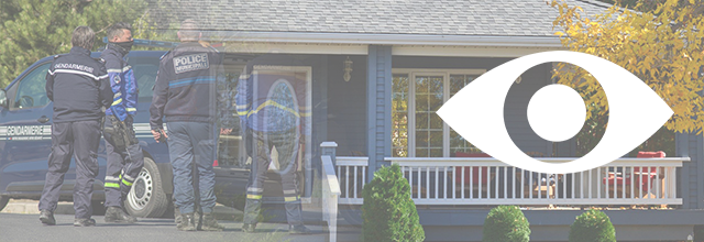 pensez à l'opération tranquilité vacances pour sécuriser votre domicile pendant vos congés