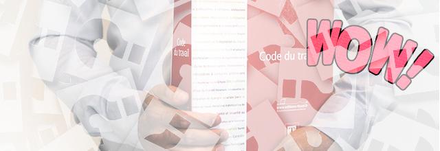 articles méconnus du code du travail